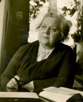 Портрет Анны Саксе