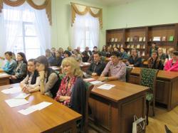 Участники Спасских чтений