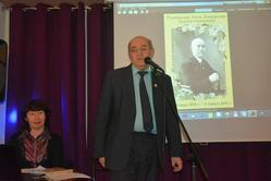 Выступление В.С. Жаравина