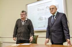 Марков Андрей Алексеевич, главный библиограф библ им Герцена и В.С. Жаравин