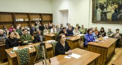 Слушатели В.С.Жаравина
