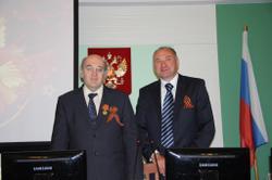 В.С. Жаравин и С.В. Мартынов