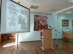 Выступление Г.В. Нагорничных