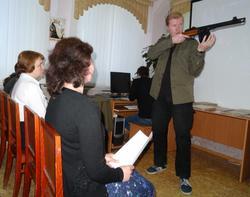 Выступление С.В. Березина