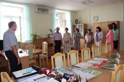 Церемония награждения в министерстве культуры Кировской области