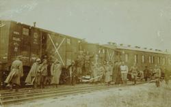 Фотографии периода Первой мировой войны